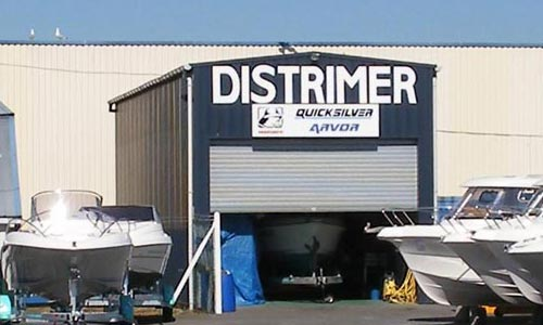 Magasin de Distrimer